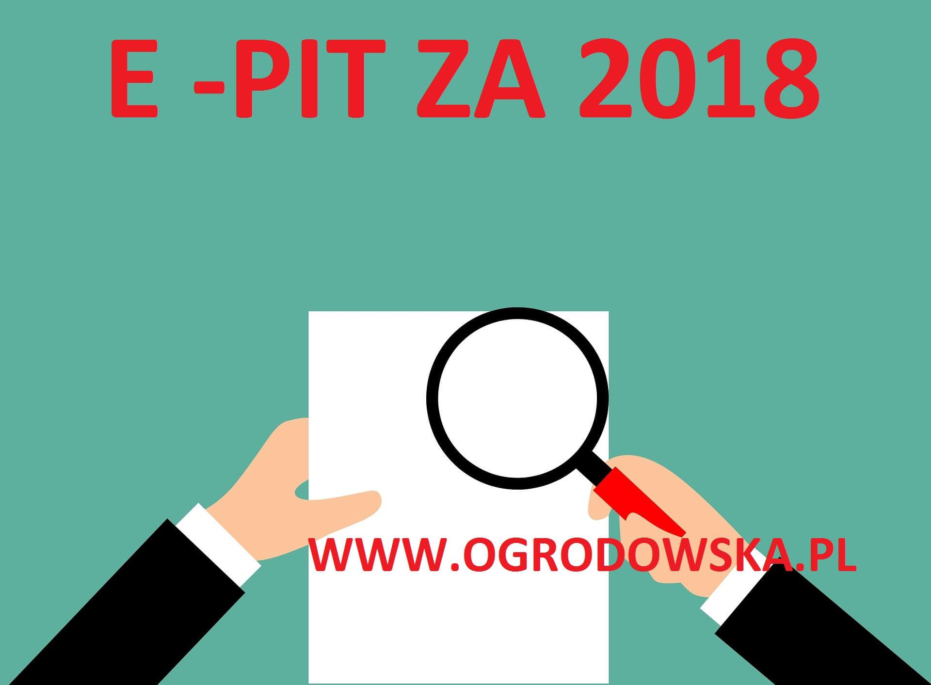 E PIT ZA 2018